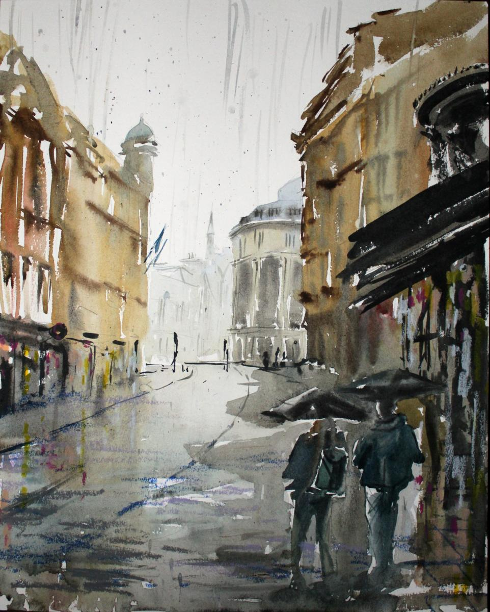 George Street Oxford